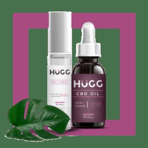 HuGG CBD Daily Kit with CBD Oil