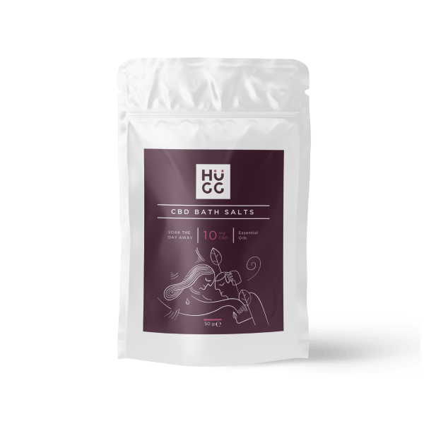 HuGG CBD Bath Salts