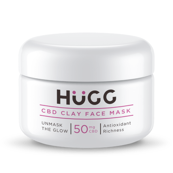 HuGG CBD Clay Face Mask