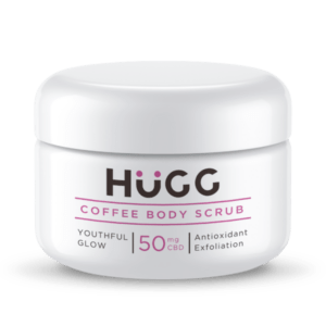 HuGG CBD Coffee Body Scrub