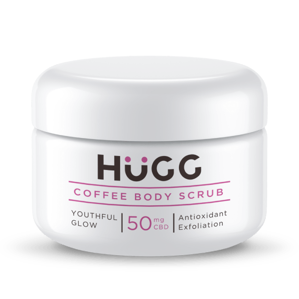 HuGG CBD Coffee Body Scrub