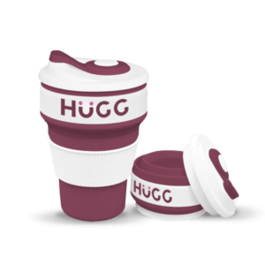 HuGG Collapsible Hot Cup