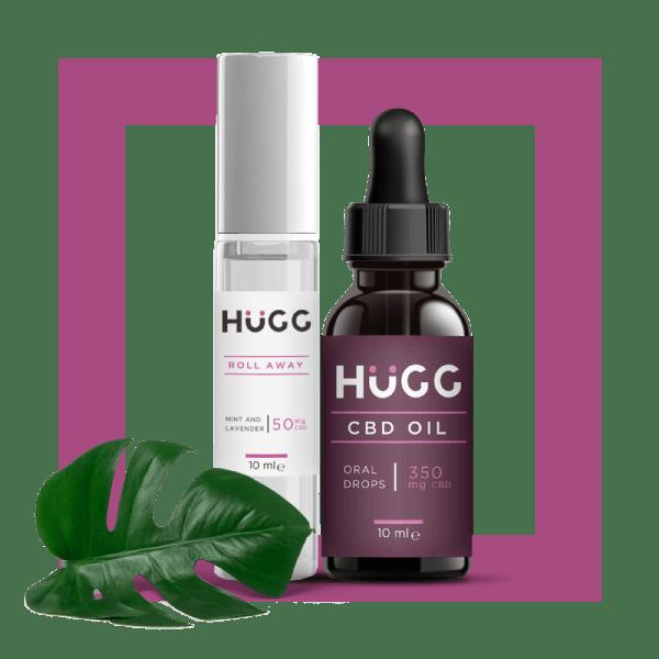 HuGG Daily Kit with CBD Oil