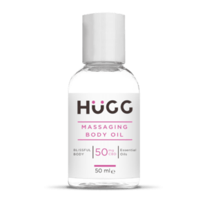 HuGG CBD Massage Body Oil