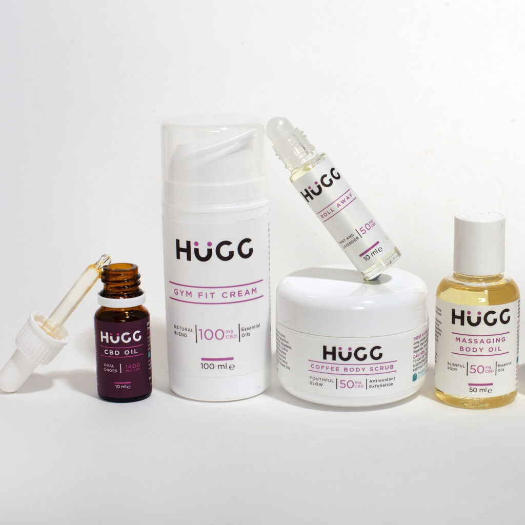 HUGG CBD Products