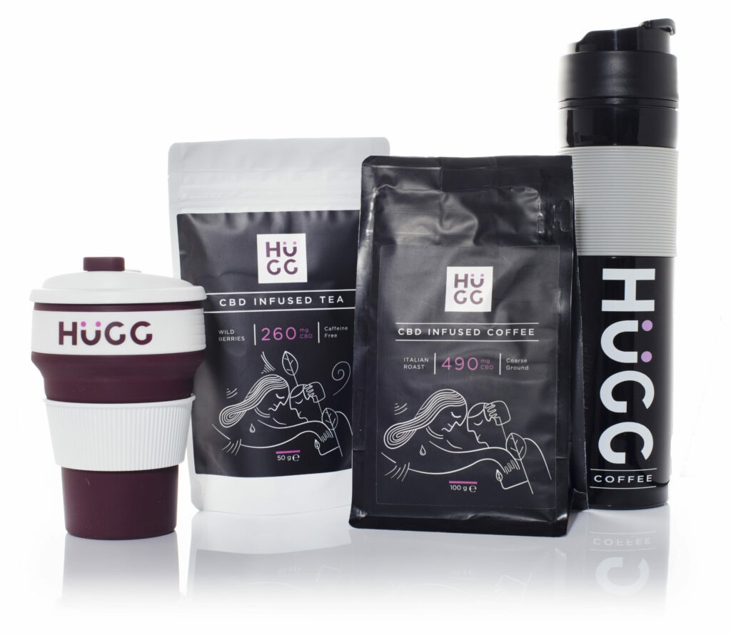 HuGG CBD Coffee & Tea