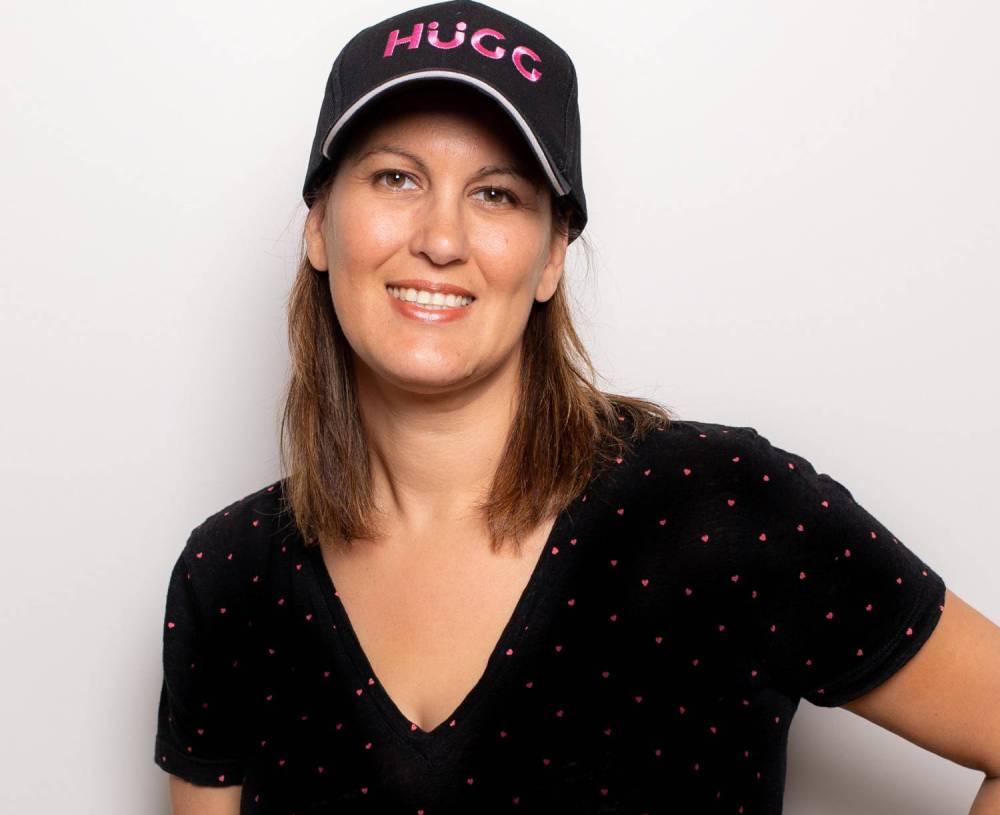 Sara Flack The HuGG CBD
