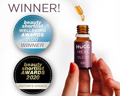 The HuGG, Winner of Many Awards at 'The Beauty Shortlist Awards, 2020′