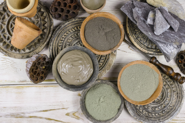 The best CBD clay face mask