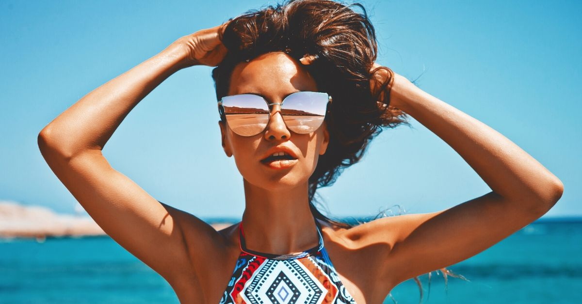 The perfect CBD products for glowing summer skin