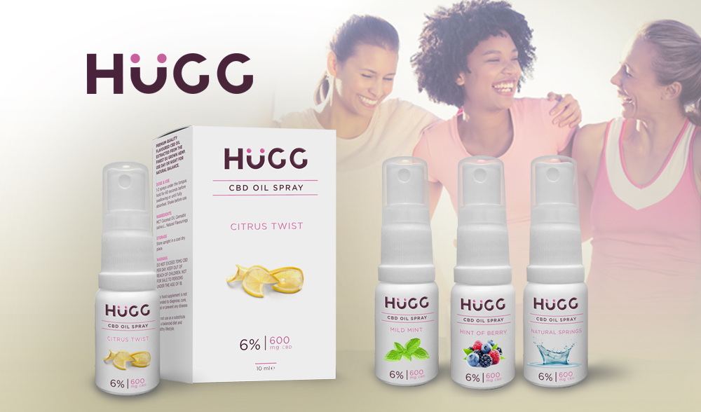 HuGG Brings Inspiration and Flavour to It's CBD Oil Range